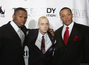Curtis, Marshall and Andre (left to right)