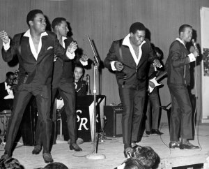 The mostly late but always great Four Tops