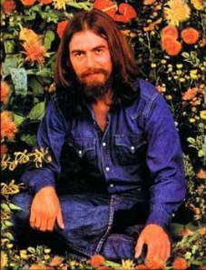 In the 60s George really took Flower Power to extremes