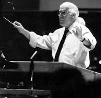 Jerry conducting
