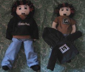 Mike Shinoda Plushie toy