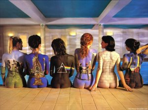 """What a bummer"" thought William when he checked his Pink Floyd collection"