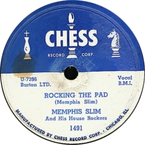The classic Chess Records label