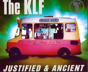 The KLF - did you know they drive an Ice Cream Van?