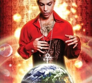Say what you like about Prince but he sure had big balls, well at least one anyway!