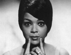 Tammi Terrell - I think she was gorgeous!