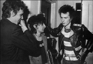 Johnny didn't think Sid was particularly vicious
