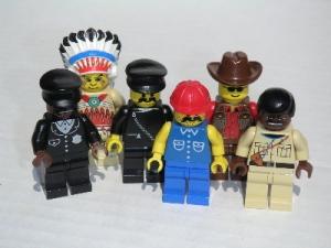 Y M C LEGO anyone?