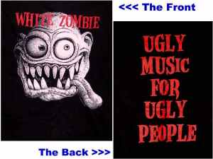 So they made ugly music for ugly people did they?..........