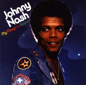 "The cover of my favourite Johnny Nash album ""My Merry Go Round"""
