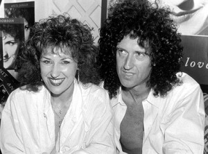 Brian auditions Anita Dobson as a lookalike for security purposes