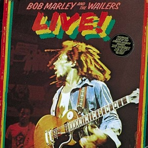 The cover of my favourite Bob Marley album, go out and buy it now! That's an order!