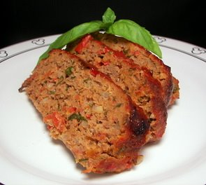 Meatloaf Naked, well there's no gravy on it is there?