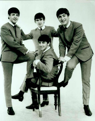 From The Quarrymen to The Beatles (1957-1962)