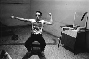 """Joe never quite mastered his letter in the bands potential cover of """"YMCA"""""""