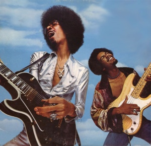 The Brothers Johnson were once again shocked to learn that their guitar roadie hadn't earthed their guitars
