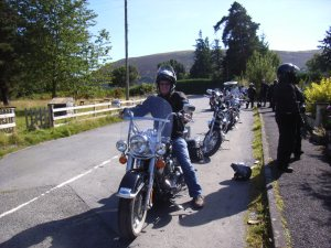 Me on a Harley