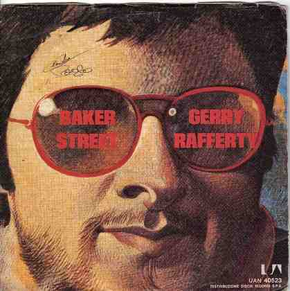 "Most people will remember Gerry for the classic ""Baker Street"","