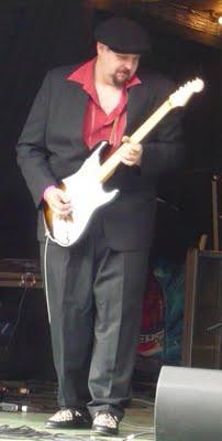 Imelda May - York Barbican Friday 11th November 2011 (2/6)