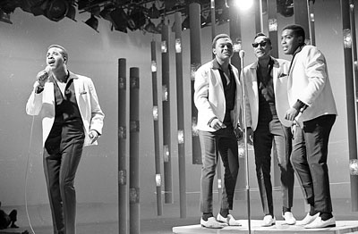 Four Tops With Just A Hint Of Mayhem