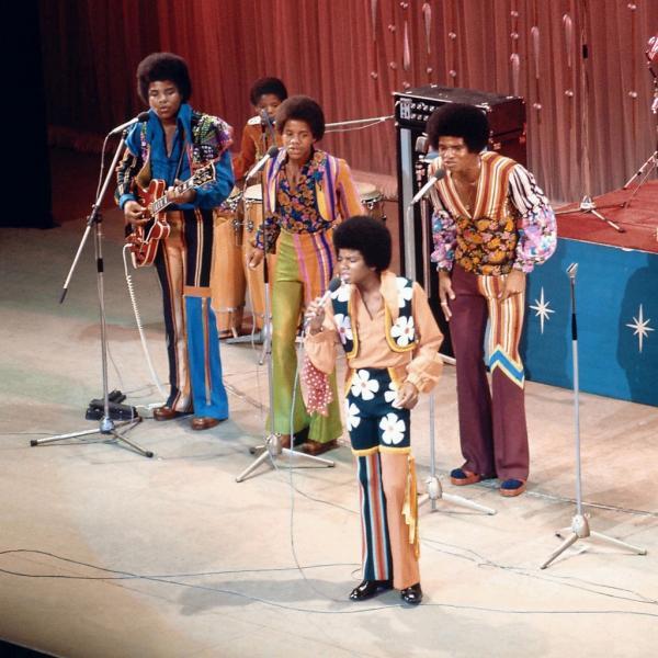 O começo da fama  The_jackson_5_in_1973