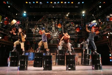Stomp - The Musical - Alhambra Theatre Bradford Saturday 25th February 2012 (3/4)