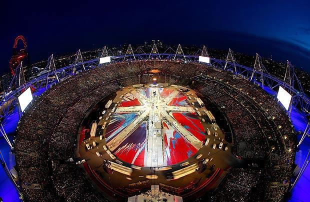 London 2012 - The Olympics Closing Ceremony (2/6)