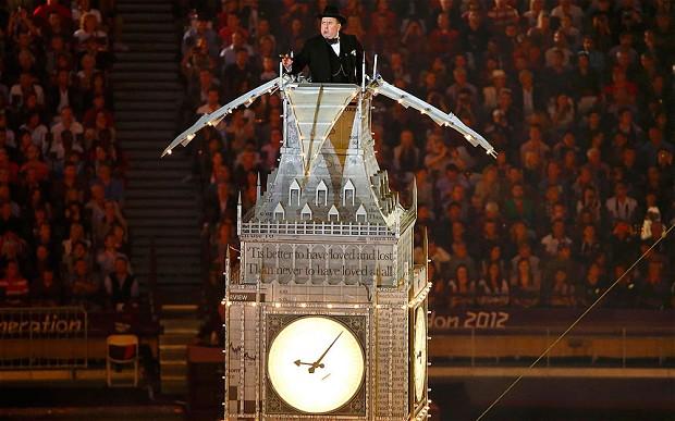 London 2012 - The Olympics Closing Ceremony (4/6)