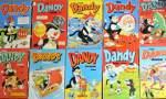 Dandy comic annuals