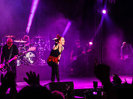 Garbage_live,_August_2012