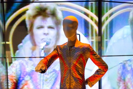 David Bowie Is at the V&A Museum