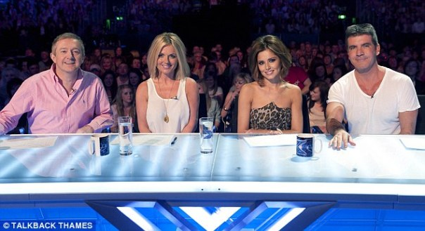Geri meets 3 of the 393 people that bought her new single
