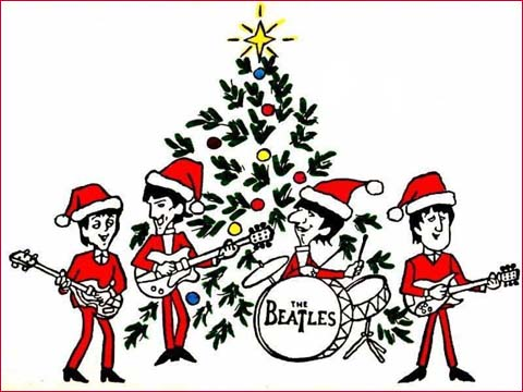cartoon_beatle_santas