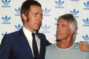 Is Bradley that tall? Or is Weller just short?