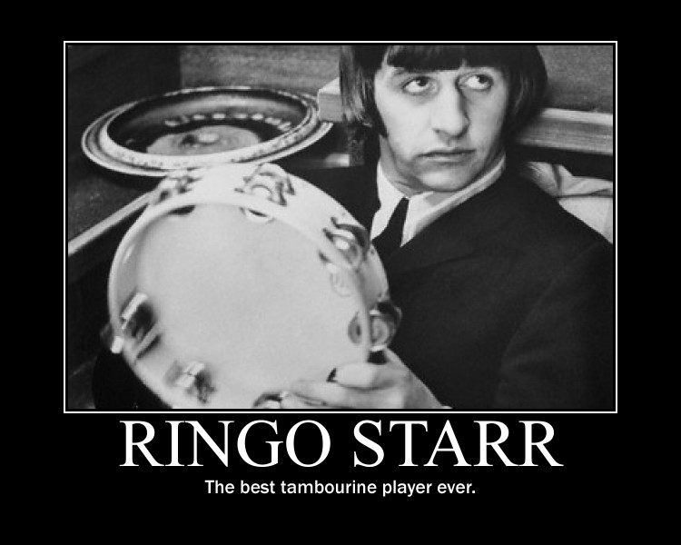 Ringo Starr | With Just A Hint Of Mayhem
