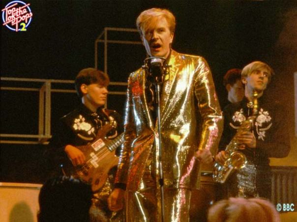 Martin Fry basted and wrapped in Baco Foil ready for Christmas