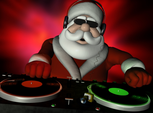 dj-christmas-function